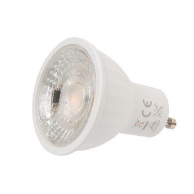 Aurora GU10 LED Warm White 3000K 350LM Non-Dimmable Lamp