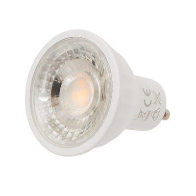 Aurora GU10 LED Warm White 3000K 350LM Dimmable Lamp
