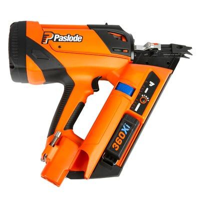Paslode IM360Xi Gas Framing Nailer First Fix