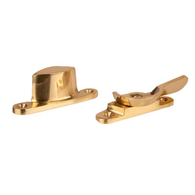 Fitch Fastener Narrow Brass