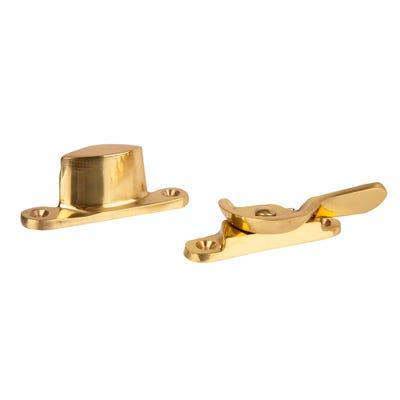 Fitch Fastener Locking Brass