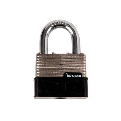 DFLAM50 Squire Defender 50MM Laminated Lock Galvanised