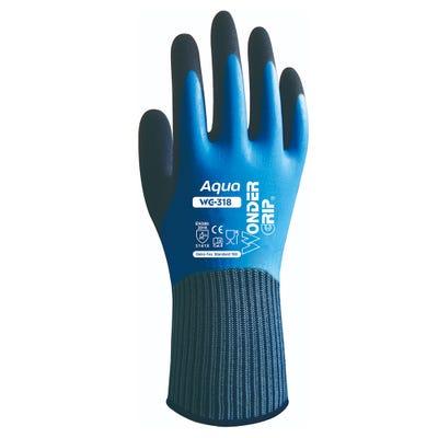 Wonder Grip Aqua Size 9/L