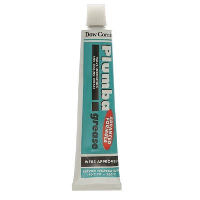 Geocel Trade Mate Plumber Grease Clear 50ml Tube