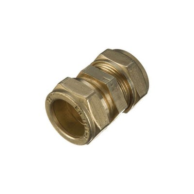 Compression Coupling 15mm