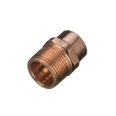 End Feed Male Coupling 35mm x 1¼''