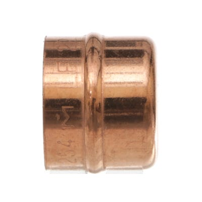Solder Ring End Cap 22mm