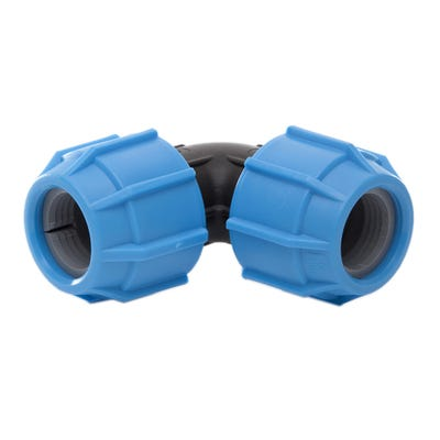 32mm Polypipe 90° Polyfast Elbow 40132