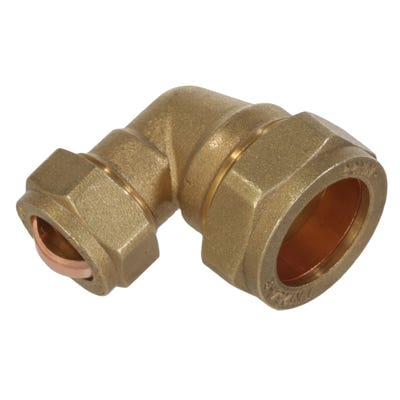 Compression Reducing Elbow 22mm x 15mm