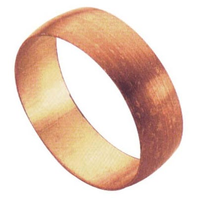 Compression Copper Olive 22mm