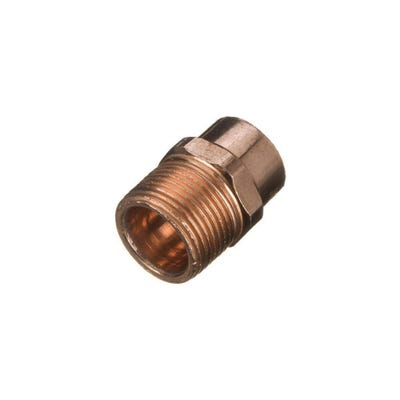 End Feed Male Coupling 54mm x 51mm