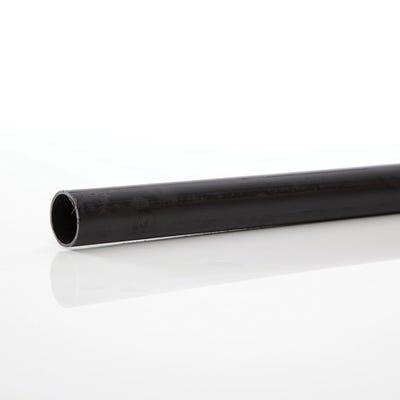 50mm Polypipe Waste Pipe 3000mm Black MuPVC MU303B