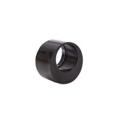 50mm x 32mm Polypipe Waste Reducer Black MuPVC MU211B