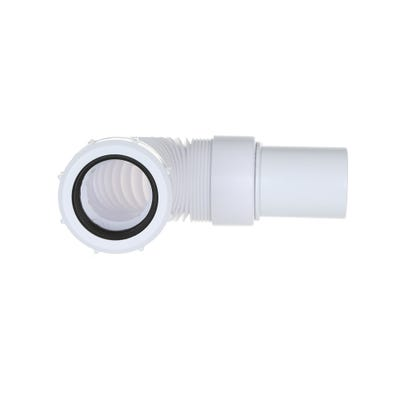 McAlpine Flexible Universal Connector 38mm F