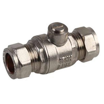 Full Flow Ballofix Valve 15mm