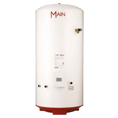 Main 120L Unvented Indirect Cylinder 5133561