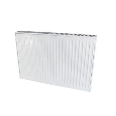 Heat Pro Compact Type 22 Double Panel Double Convector Radiator 500 x 500mm