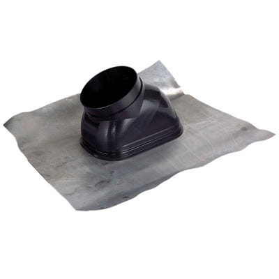 Biasi HE Pitched Roof Flashing Plate For Vert Flue Kit - 125mm Diameter