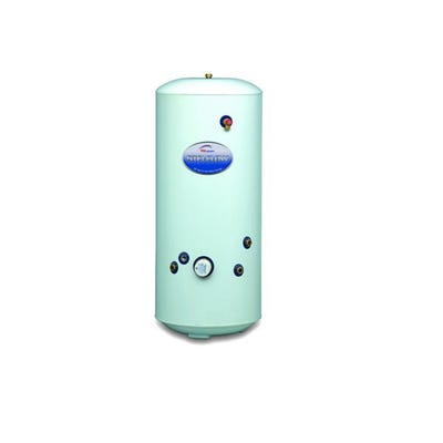 RM 300L Stelflow 300T Indirect Unvented Twin Coil Cylinder