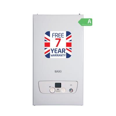 Baxi 600 24kW Combi Boiler