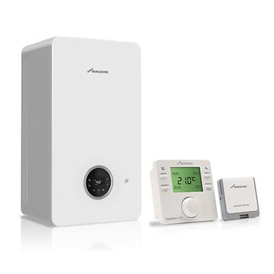 Worcester 2000 25kW Combi Boiler with Comfort+ ll Control