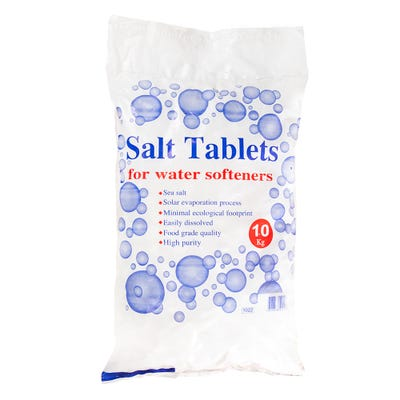 Salt Tablets For Water Softener 10Kg Bag