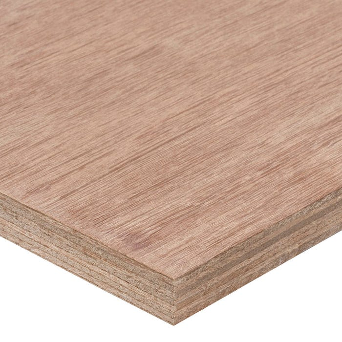18mm Far Eastern Marine Grade Plywood 2440mm X 1220mm 8 X 4