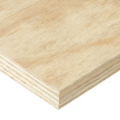 24mm Softwood Plywood C+/C Grade 2440mm x 1220mm (8' x 4')