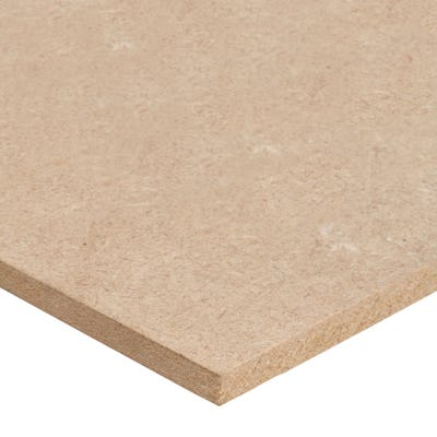 6mm Standard MDF Board 2440mm x 1220mm (8' x 4') Pack of 60