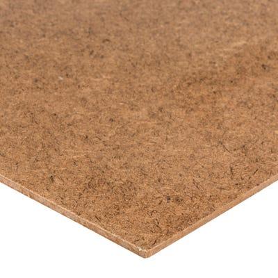 3mm Standard Hardboard 2440mm x 1220mm (8' x 4') Pack of 200