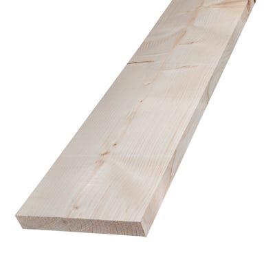 38mm x 250mm Planed Softwood PAR Timber (10'' x 1.5'') Finish 33mm x 244mm