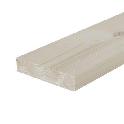 32mm x 140mm Softwood Door Lining 5100mm (5.5'' x 1.25'')