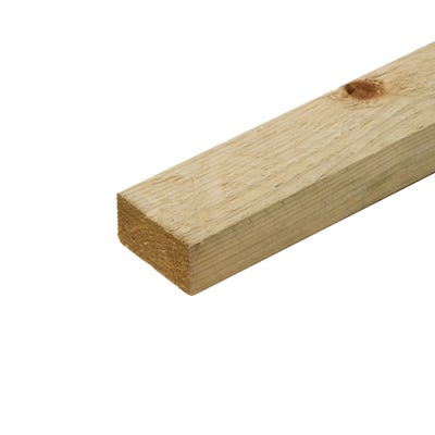 25mm x 50mm Treated Timber Batten (2'' x 1'')