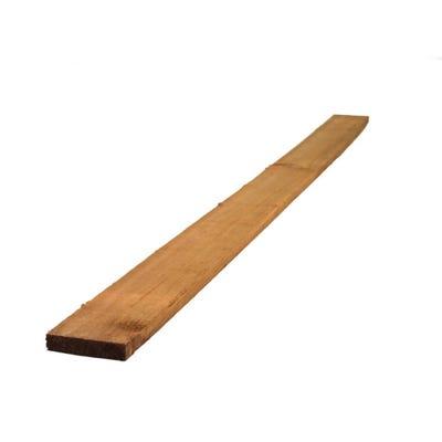6'' x 1'' x 6' Grange Treated Timber Gravel Board