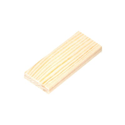 21mm x 4mm Richard Burbidge Pine Stripwood 2400mm FB406 Pack of 20