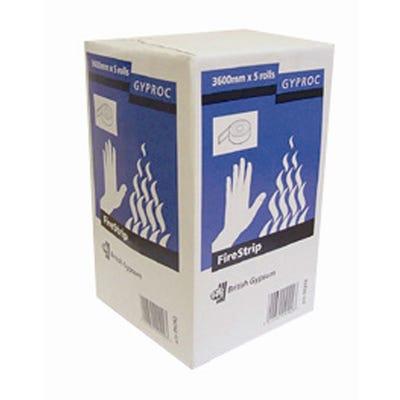 British Gypsum Gyproc FireStrip 3600mm Box of 5