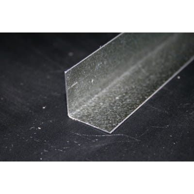 25mm x 25mm Galvanised Angle 3.6m
