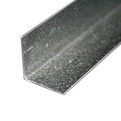 25mm x 25mm Galvanised Angle 3.6m