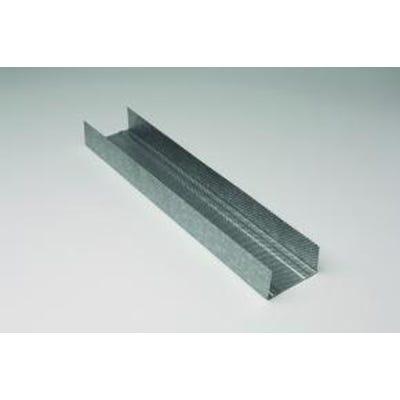 50mm British Gypsum Gypframe Folded Edge Channel 3600mm 50 FEC 50