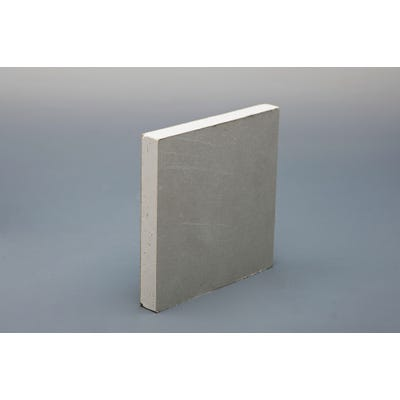 19mm British Gypsum Gyproc Plank Plasterboard Square Edge 2400mm x 600mm (8' x 2')