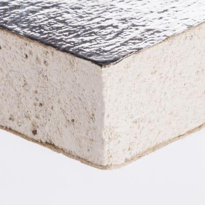 12.5mm British Gypsum Gyproc WallBoard Duplex Plasterboard Square Edge 1800mm x 900mm (6' x 3')