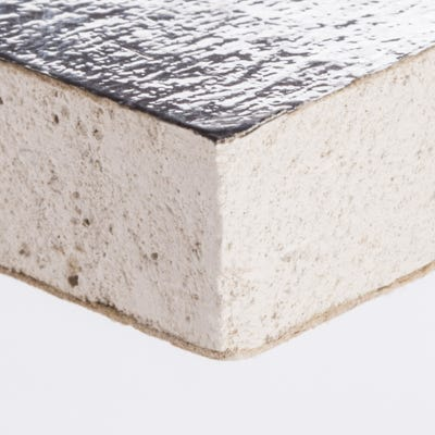 12.5mm British Gypsum Gyproc WallBoard Duplex Plasterboard Tapered Edge 2400mm x 1200mm (8' x 4')