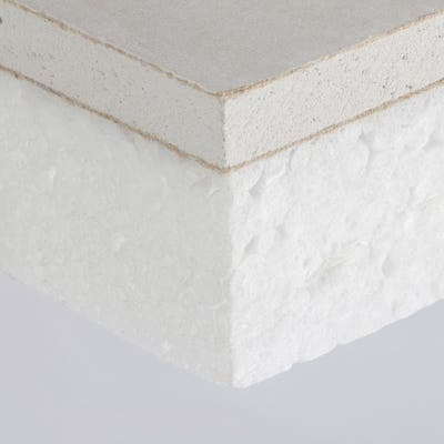 22mm British Gypsum Gyproc Thermaline Basic Tapered Edge 2400mm x 1200mm (8' x 4')