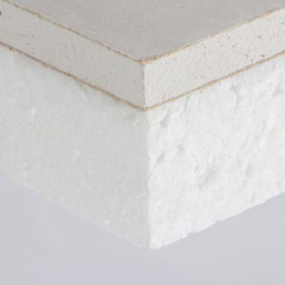40mm British Gypsum Gyproc Thermaline Basic Tapered Edge 2400mm x 1200mm (8' x 4')