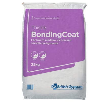 British Gypsum Thistle Bonding Coat 25Kg