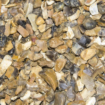 10mm Pea Gravel/Shingle 40Kg