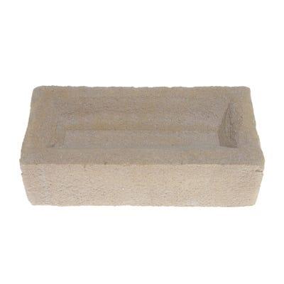 225mm x 112mm x 75mm Redbank Clay Fire Brick