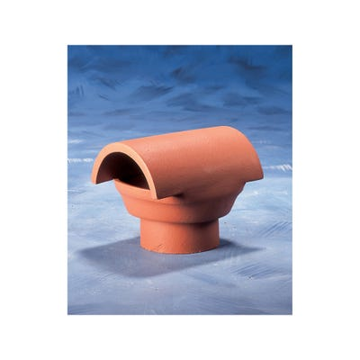 190mm Redbank Bonnet Insert Terracotta Red