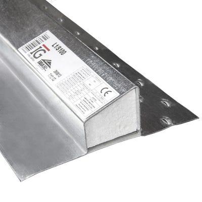 IG L1/S 100 90-105mm Steel Cavity Lintel 3300mm