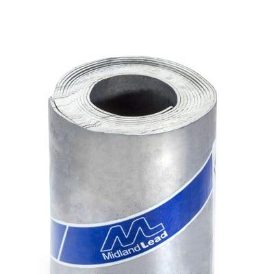 Code 4 240mm Lead Flashing 6m